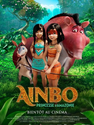 Ainbo : Spirit of the Amazon
