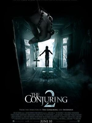 Conjuring 2 : Le cas Enfield - Horreur
