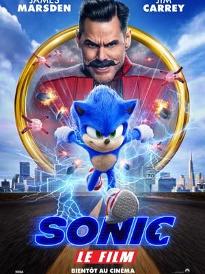 Sonic Le Film - Famille, Aventure, Animation