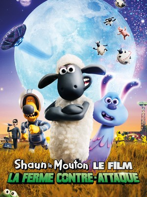Shaun le Mouton Le Film : La Ferme Contre-Attaque - Animation