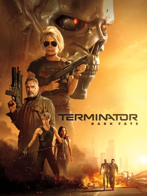 Terminator: Dark Fate - Action, Science-Fiction