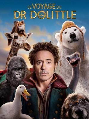 Le Voyage du Dr Dolittle - Famille, Comédie, Fantastique