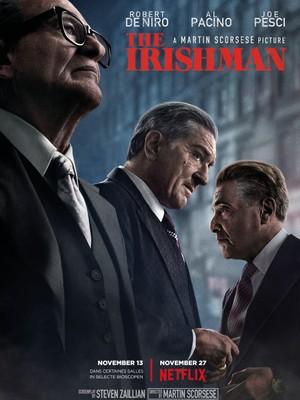 The Irishman - Biographie, Thriller