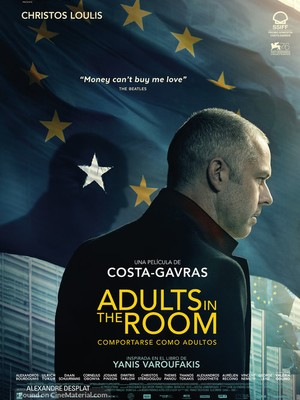 Adults in the Room - Biographie, Drame