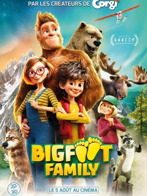 Bigfoot Family