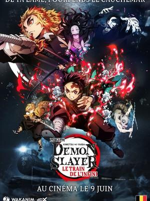 Demon Slayer: Le train de l'infini