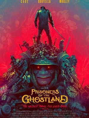 Prisoners of the Ghostland - Action, Thriller, Horreur