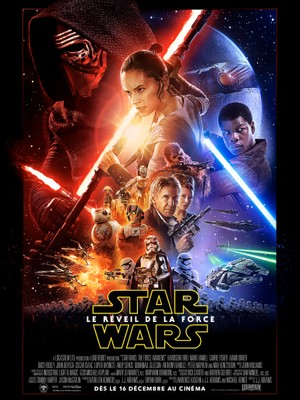 Star Wars Episode 7 : The Force Awakens