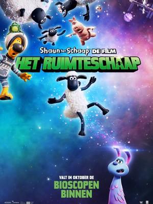 Shaun het Schaap De Film: Het Ruimteschaap