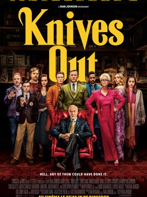 Knives Out - Politie, Drama