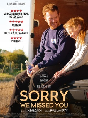 Sorry We Missed You - Drama