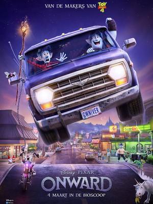 Onward - Animatie Film