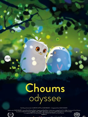L'Odyssée de Choum - Animatie Film