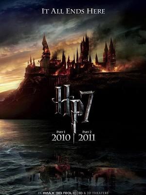 Harry Potter en de relieken van de Dood deel 2
