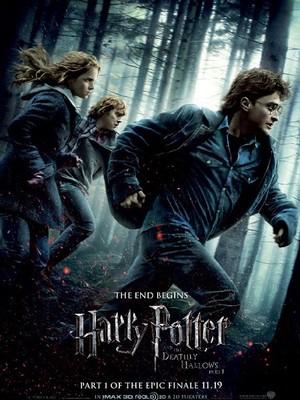 Harry Potter en de relieken van de Dood deel 1