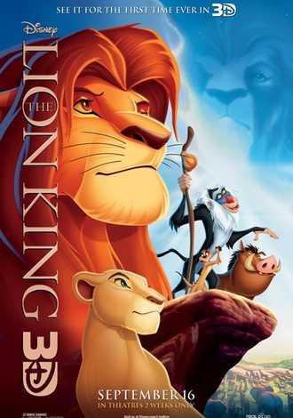 The Lion King (3D)