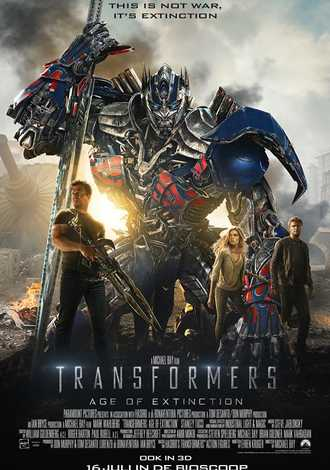 Transformers 4 : Age of Exctinction
