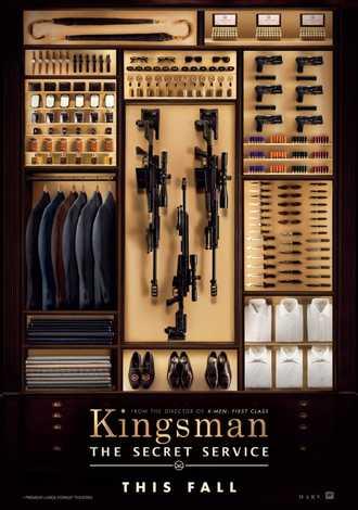 Kingsman : The Secret Service