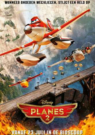 Planes : Fire and Rescue