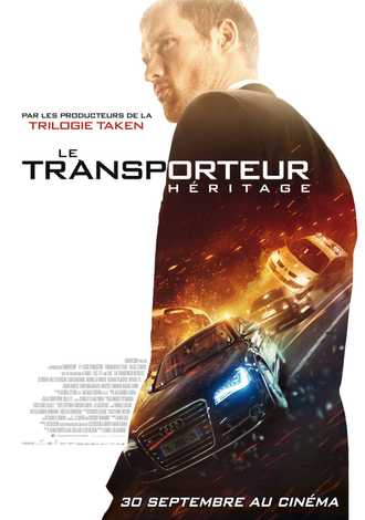 The Transporter: Legacy