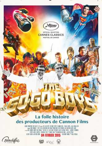 The Go Go boys : The Inside Story of Cannon Films