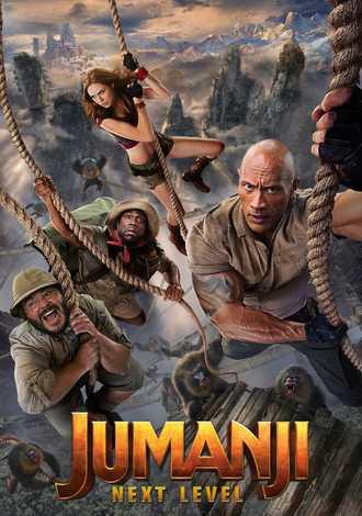 Jumanji 2 : The Next Level