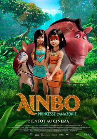 Ainbo : Spirit of the Amazon