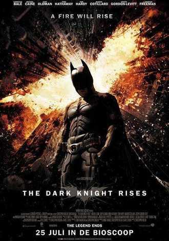 The Dark Knight Rises (Batman 3)