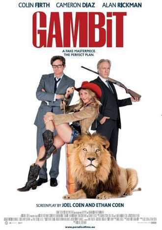 Gambit arnaque à l'anglaise