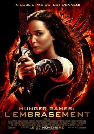Hunger Games 2 : L'Embrasement
