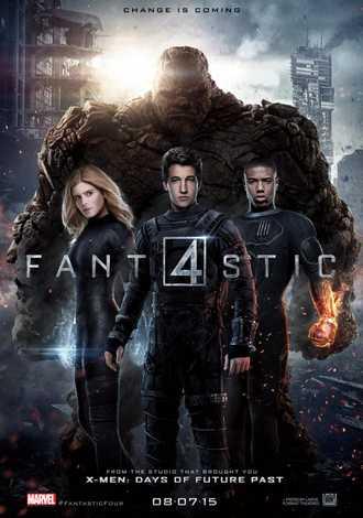 Les Quatre Fantastiques