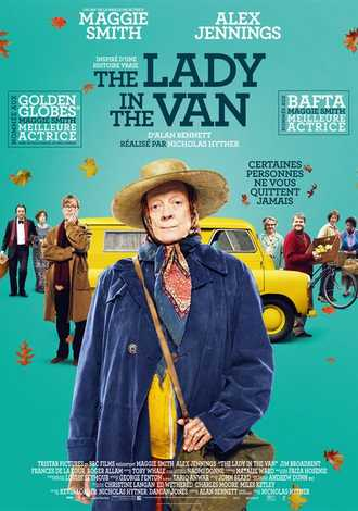 The lady in the van