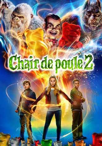 Chair De Poule 2: Les Fantômes d'Halloween