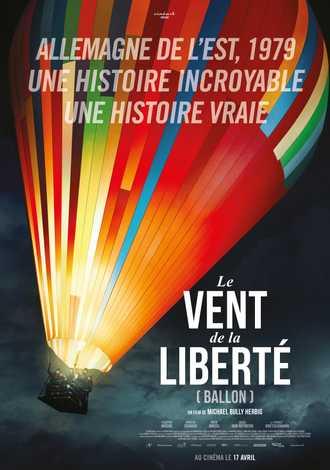 Ballon : Le Vent de la Liberté