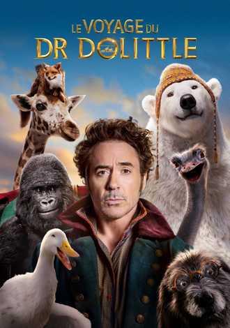 The Voyage of Dr.Dolittle
