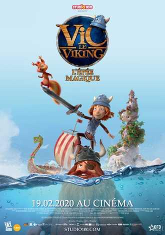 Vic le Vicking et l'Epée Magique