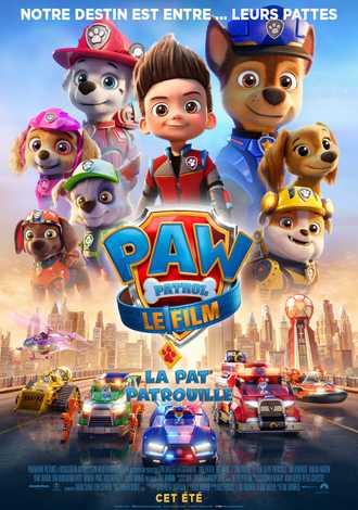 Paw Patrol Movie