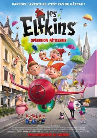 Les Elfkins - Opération Patisserie