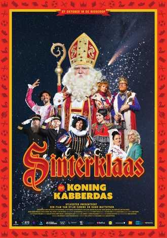 Sinterklaas en Koning Kabberdas