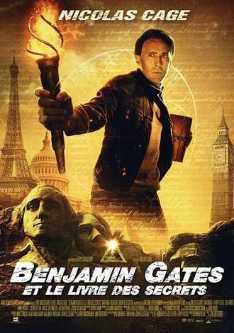Benjamin Gates et le Livre des Secrets