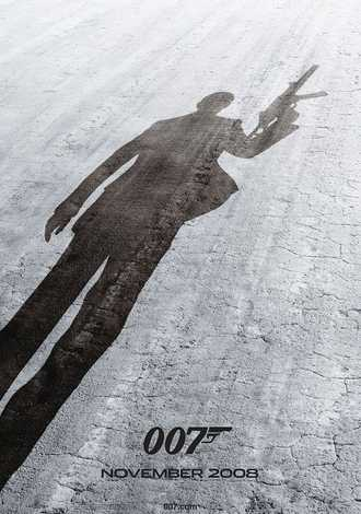 Quantum of Solace : James Bond 22