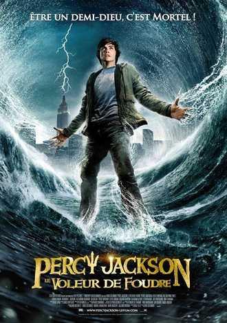 Percy Jackson: Le voleur de foudre