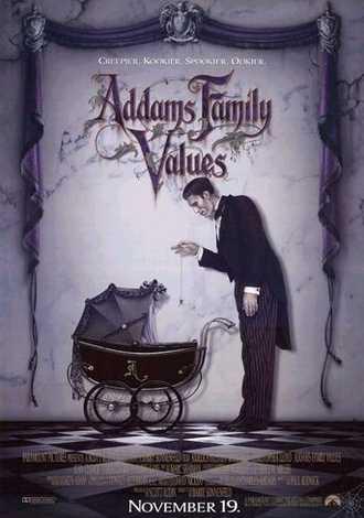 Les valeurs de la famille Adams