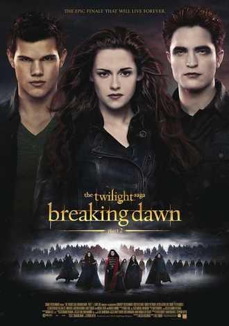 Twilight - Chapitre 4 : Révélation 2e partie