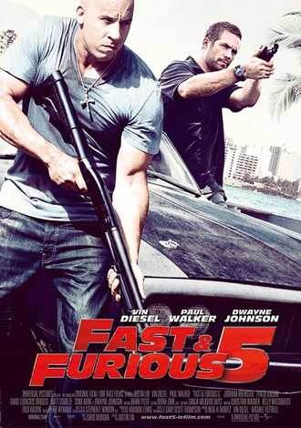 The Fast and the Furious 5