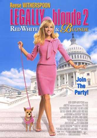 Legally Blonde 2 : Red, White & Blonde
