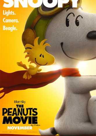 Snoopy en de Peanuts