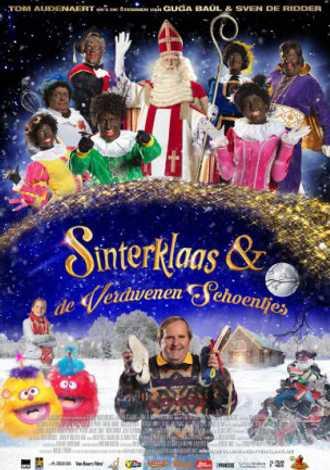 Sinterklaas en de verdwenen schoentjes