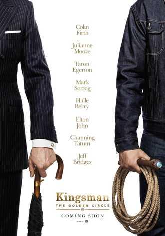 Kingsman : The Golden Circle
