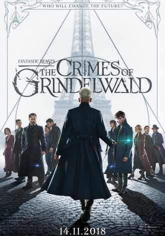 Fantastic Beasts : The Crimes Of Grindelwald